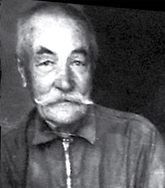 Зверевский железнодорожник Марк Сергеевич Агуренко