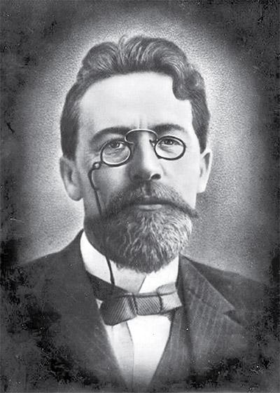 Писатель А.П. Чехов, 1880-е гг. В апреле 1887 года Антон Павлович посетил станцию Зверево