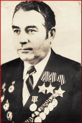 Пётр Яковлевич Колесников