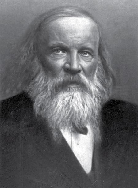Великий русский учёный Д.И. Менделеев
