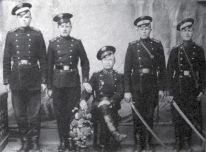 Зверевские казаки, начало XX века