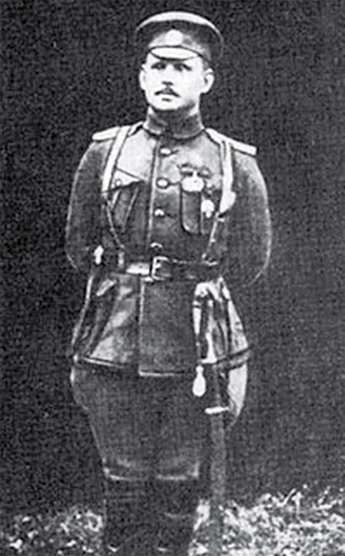 Василий Михайлович Чернецов