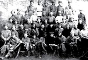 Отряд донбасских красноармейцев