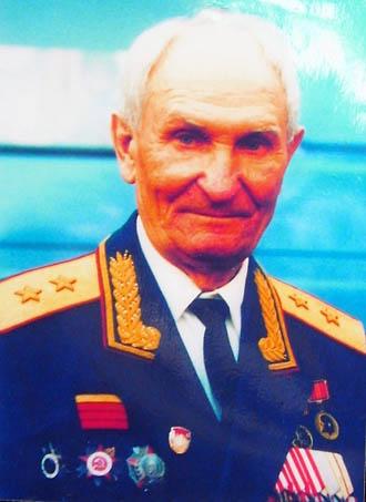 Борис Павлович Юрков